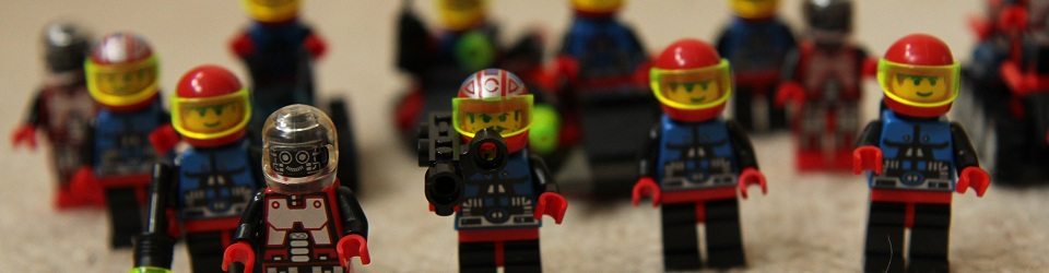 Stephen's Lego